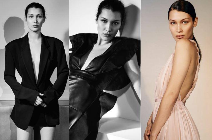 Bella Hadid for Vogue China