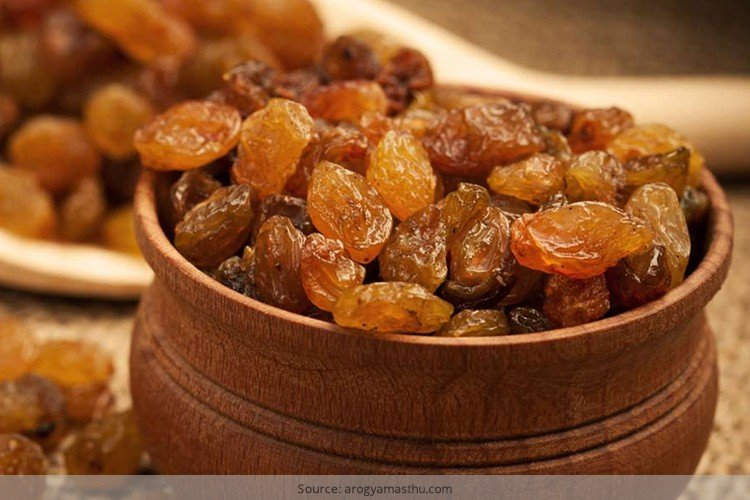 16 Benefits Of Raisins (Kishmish) When Consumed Daily