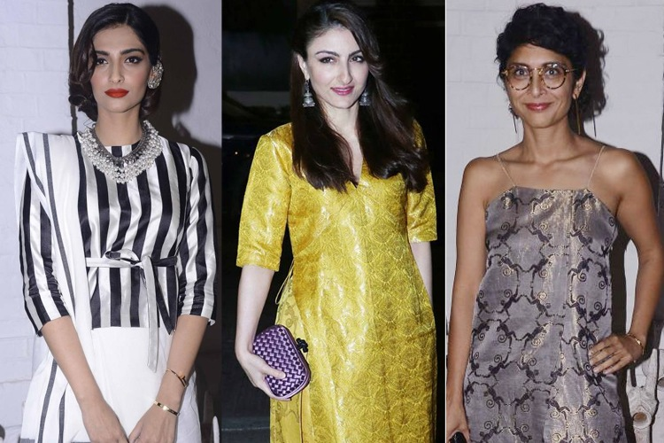 Celebrites at Raw Mango Store Launch