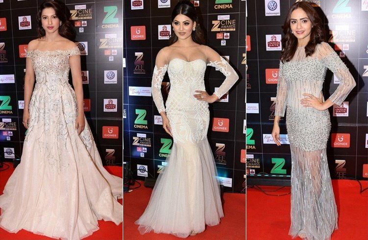 Ccelebrites at Zee Cine Awards 2017