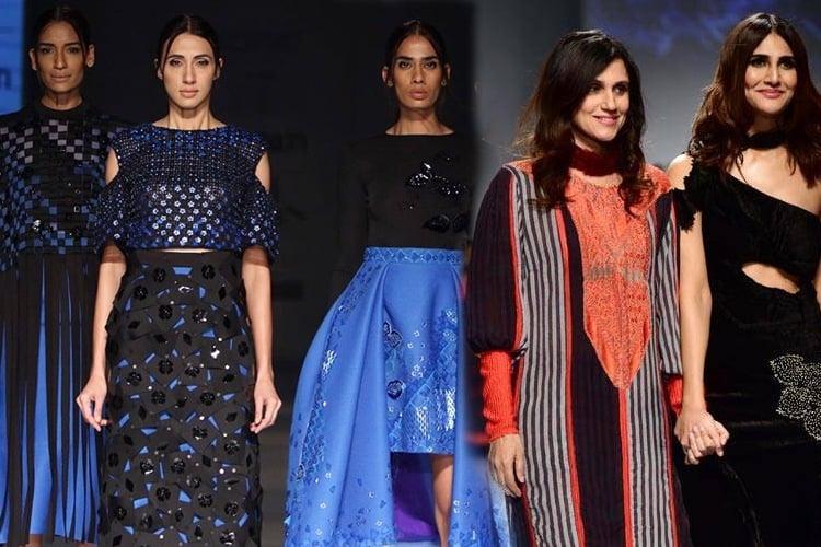 Day 2 at The Amazon India Fashion Week