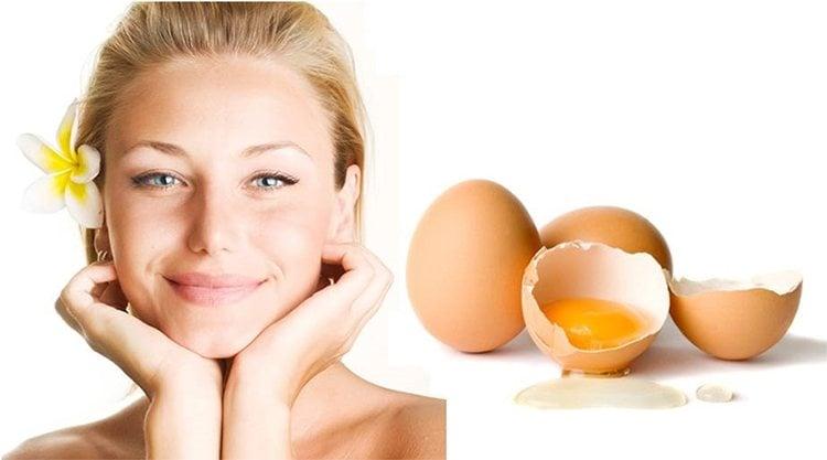 Egg White and Tea-tree Oil Face Mask