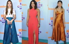 est Dressed Celebs At The Nickelodeon Kids' Choice Awards 2017