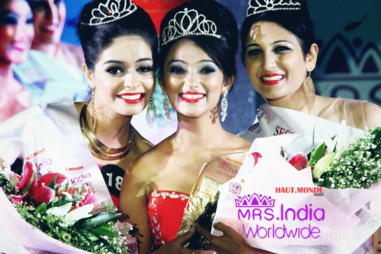 Haute Monde Mrs India Worldwide