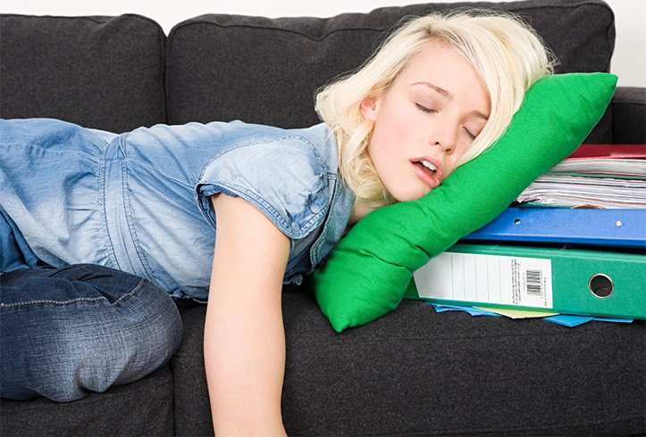 How to Get Rid of Sleepiness