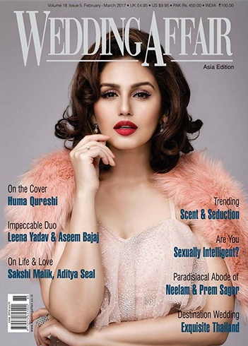 Huma Qureshi on Wedding Affair