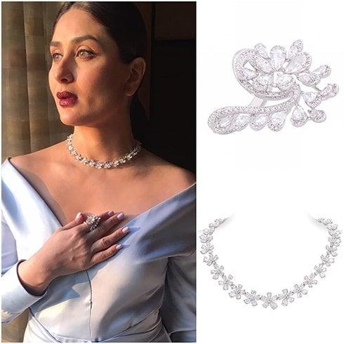 kareena Kapoor Jewellery