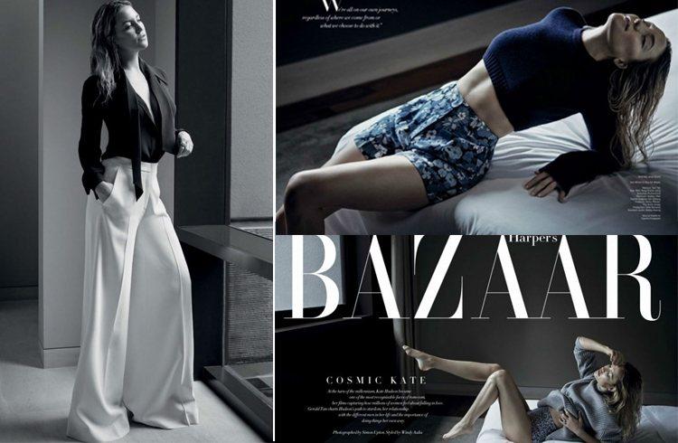 Kate Hudson for Harper's Bazaar Singapore