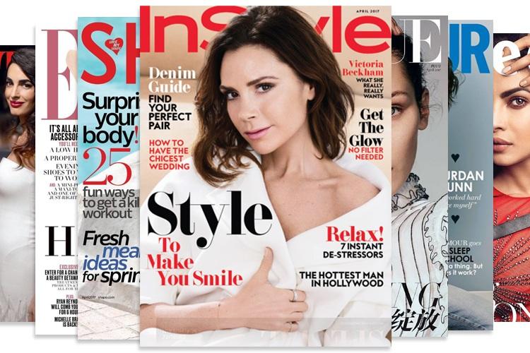 Magazine Covers April 2017