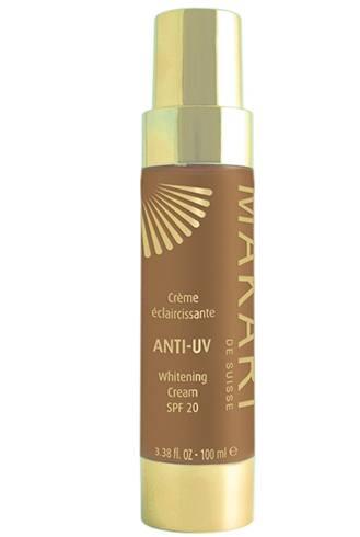 makari anti-uv whitening cream