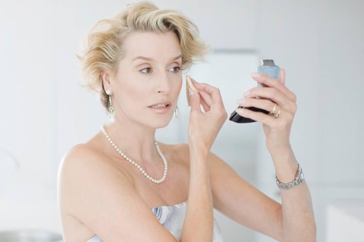 Makeup For Mature Skin 24