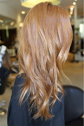 Monochromatic Pattern in Hair Color