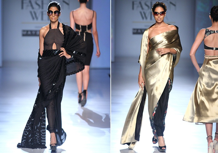 Shivan and Narresh AIFW Collections