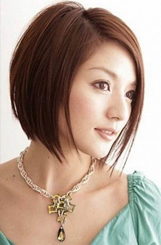 Short Korean Hairstyles