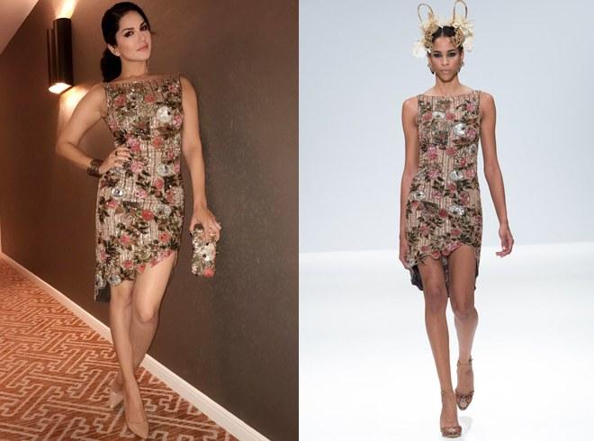 Sunny Leone Fashion
