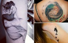 The Little Mermaid Tattoos