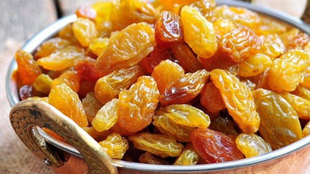 16 avantages des raisins secs (Kishmish) lorsqu'ils sont consommés quotidiennement  Indien ...