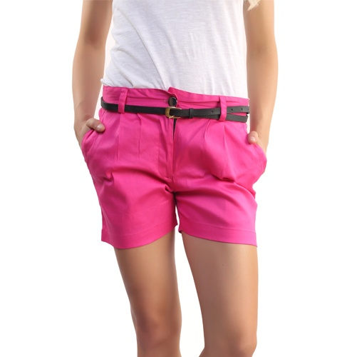 Belle Fille Pink S Sized 1700 Shorts