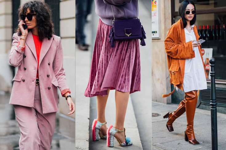 Best Street Styles from Paris Fashion Week images
