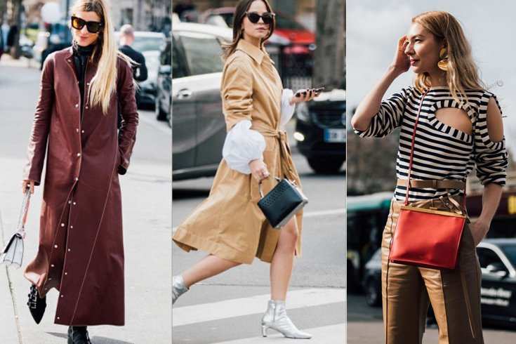 Best Street Styles from Paris Fashion Week london