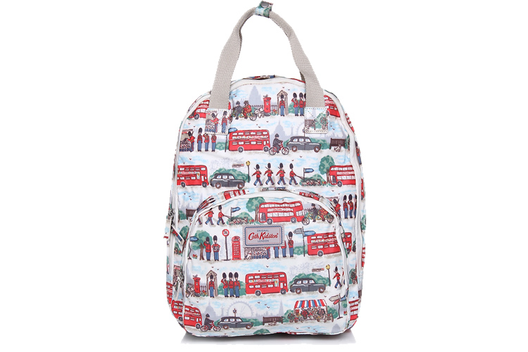 Cath Kidston London Streets Multicoloured Backpack