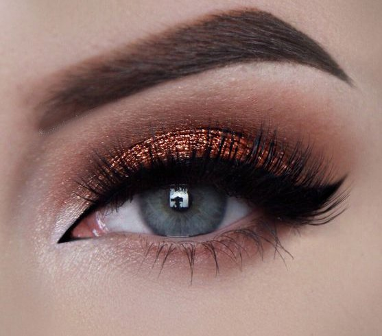Chunky Copper Eyes