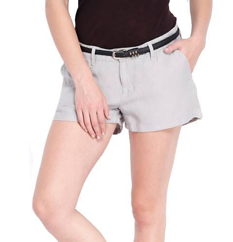 Cross Pocket Tailored Front Crease Shorts