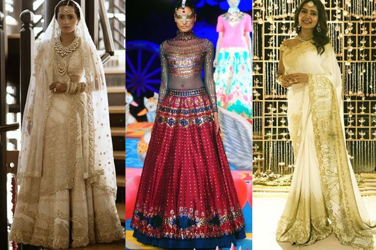 Designer Fashions For Wedding