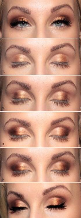 Dusky Copper Eyes