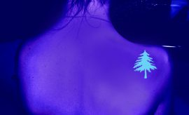 Glow In The Dark Tattoos For Women