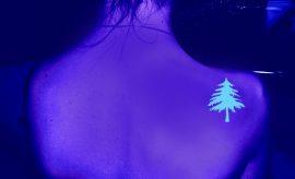 Glow In The Dark Tattoos For Women