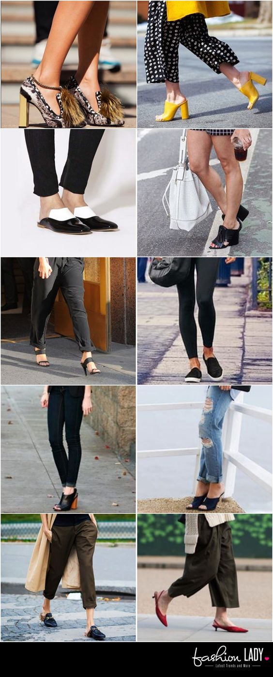 a29fe517029 How To Wear Mules - In 12 Different Styles