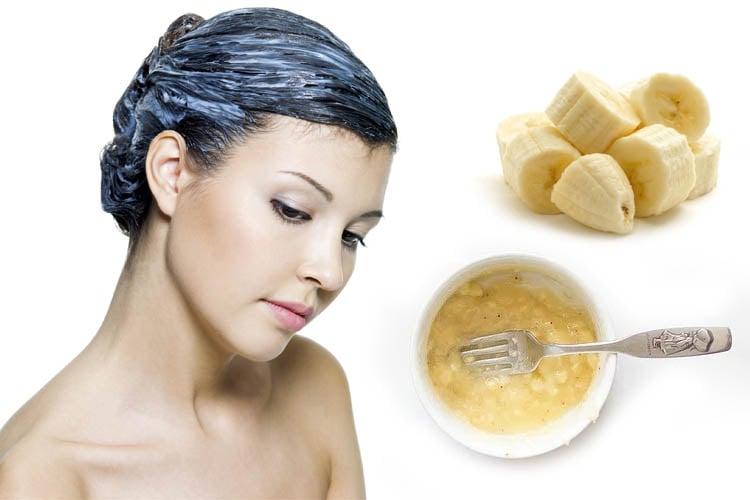 Natural Banana Hair Masks For Hair