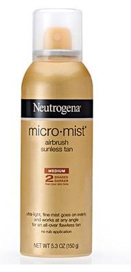 Neutrogena Micro-mist Airbrush Sunless Tan