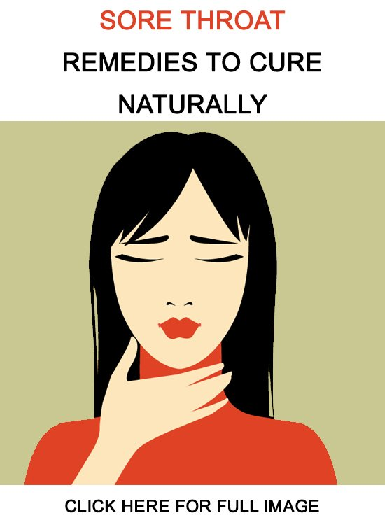 Snore Throat Home Remedies