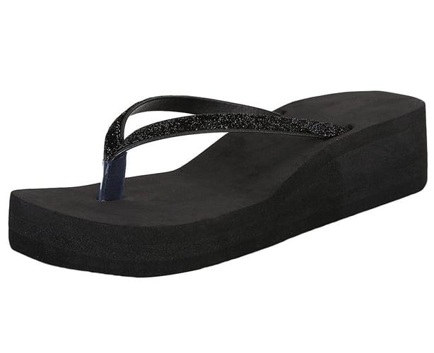 Thari Choice Woman Synthetic Wedges Heel Sandal