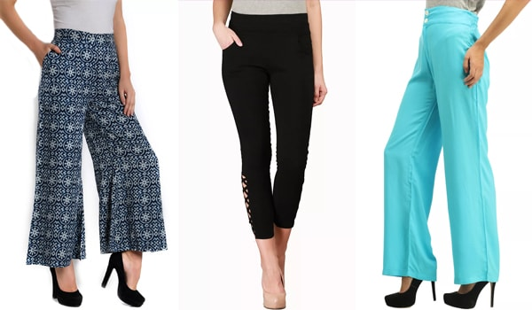 Womens Pants And Trousers