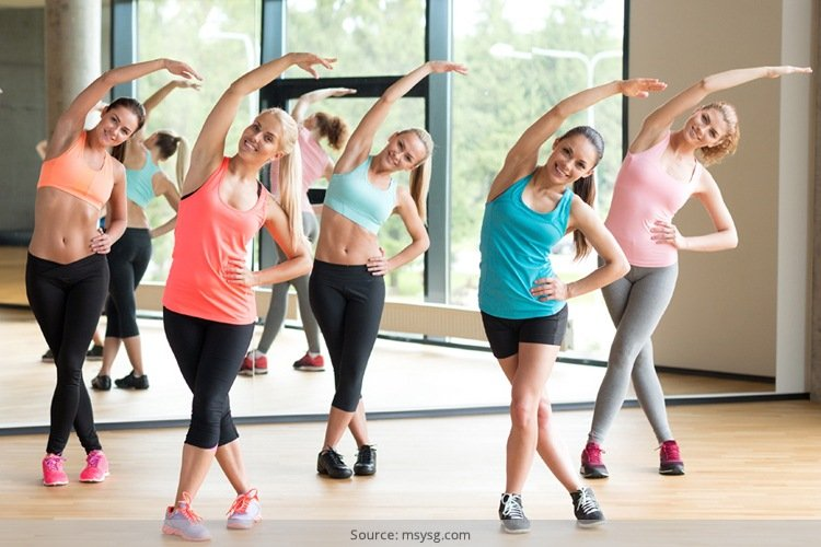 aerobic exercise Find out why working out without music can make you a better  not listening to  music during an aerobic activity can actually make you a better  breath is  another thing mccann is always aware of during a workout—it helps.