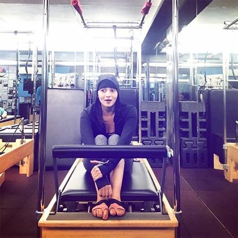 Alia workout