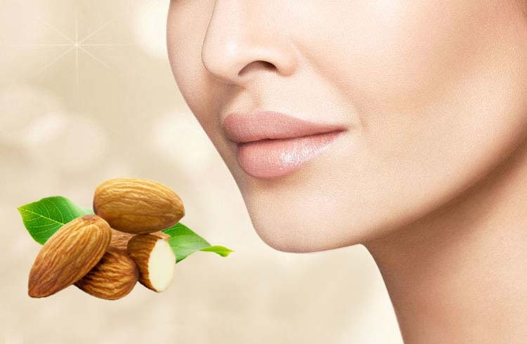 Almond Oil For Lips