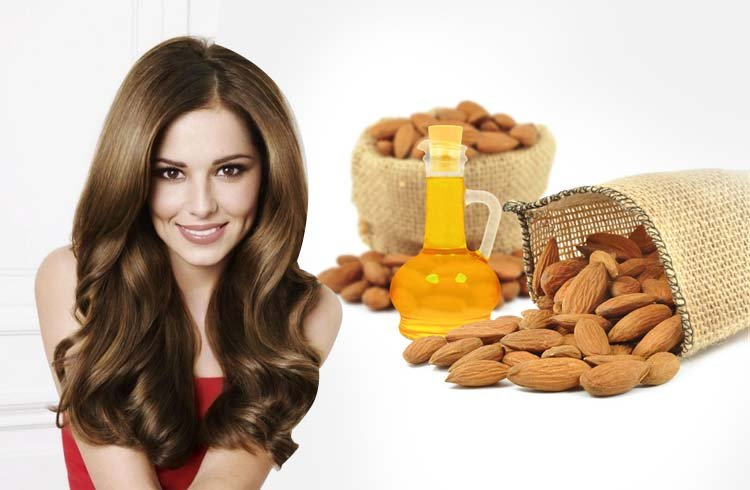 Almond Oil Hair Benefits