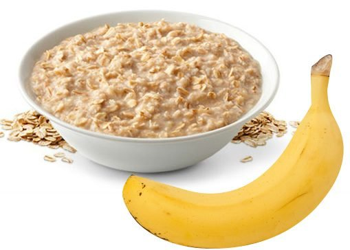 Banana And Oatmeal Scrub