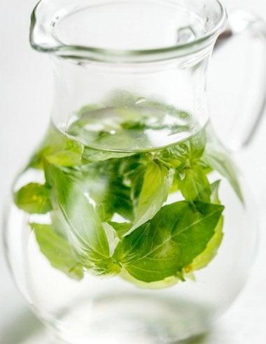 Basil Infused Water Recipe
