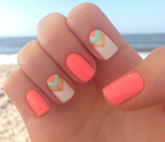 Nail Art: How To Wear This Summer's Coolest Trend