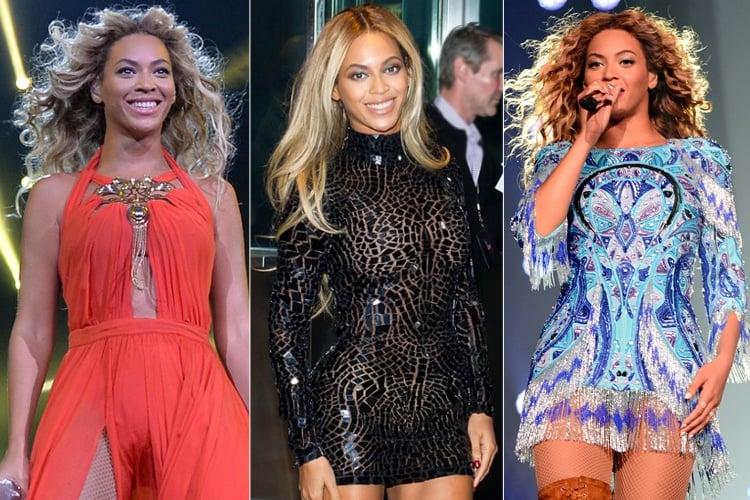 Beyonce Looks