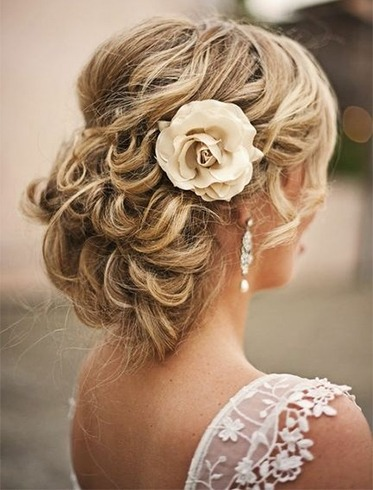 Bridesmaid Hair Pieces