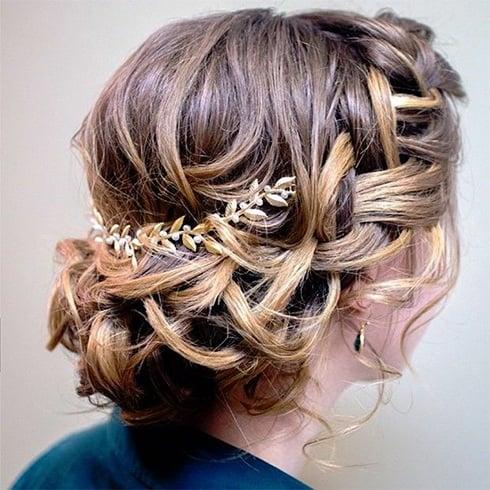 Bridesmaid Hair Pieces