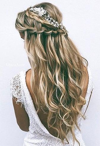 Bridesmaid Hair Updo