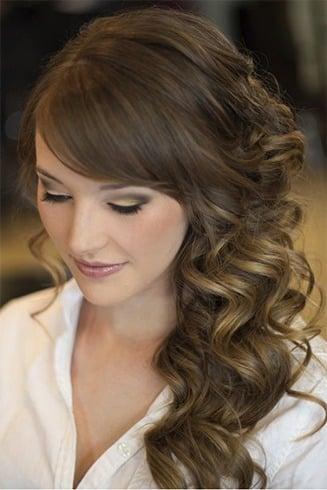Bridesmaid Hairstyles for Thin Hair