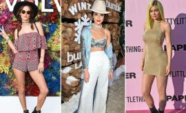 Best Dressed Celebrities At Coachella 2017